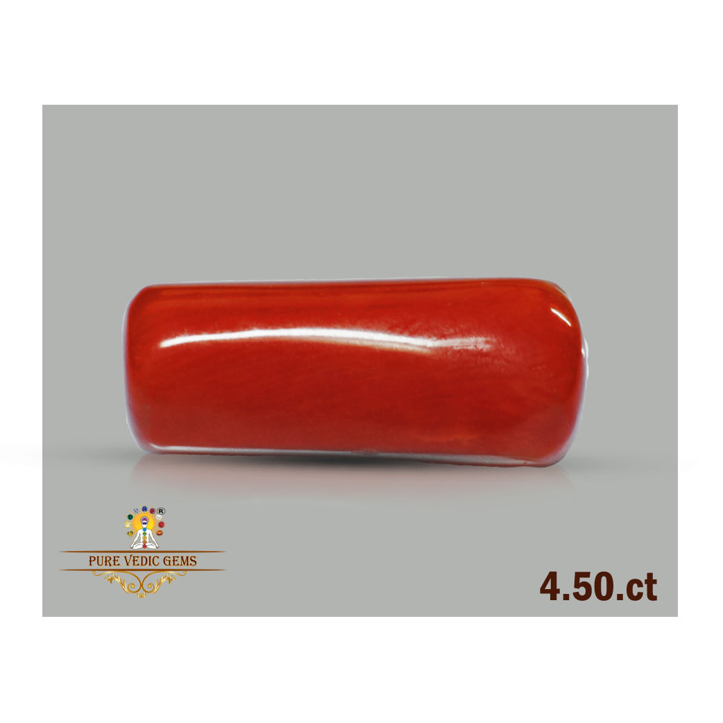 Red Coral 4.50ct-Y397