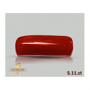 Red Coral 5.11ct-L624