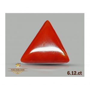 Red Coral 6.12ct-F765