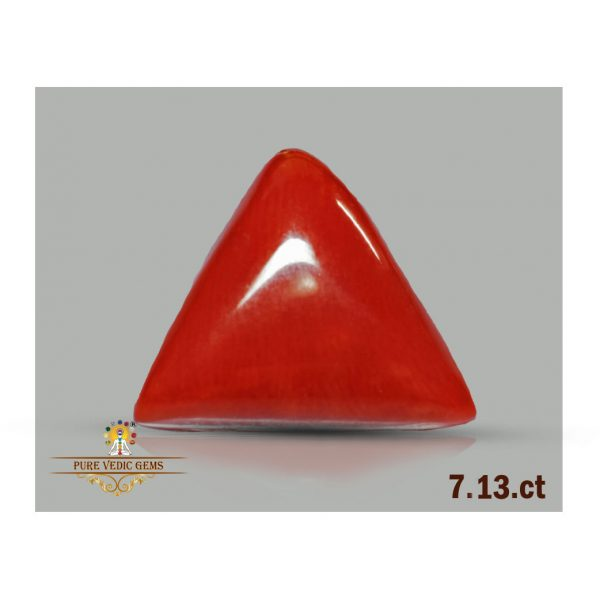 Red Coral 6.13ct-F583
