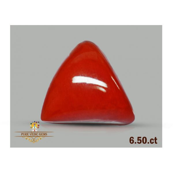 Red Coral 6.50ct-H426