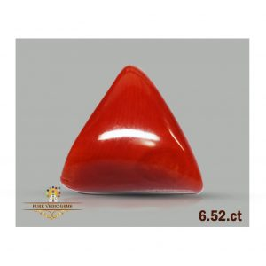 Red Coral 6.52ct-W745