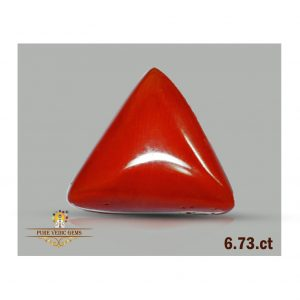 Red Coral 6.73ct-M788