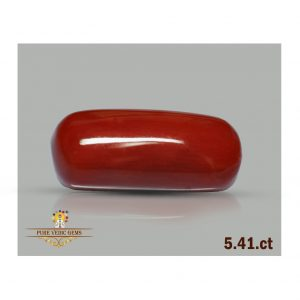 Red Coral 5.41ct-V802