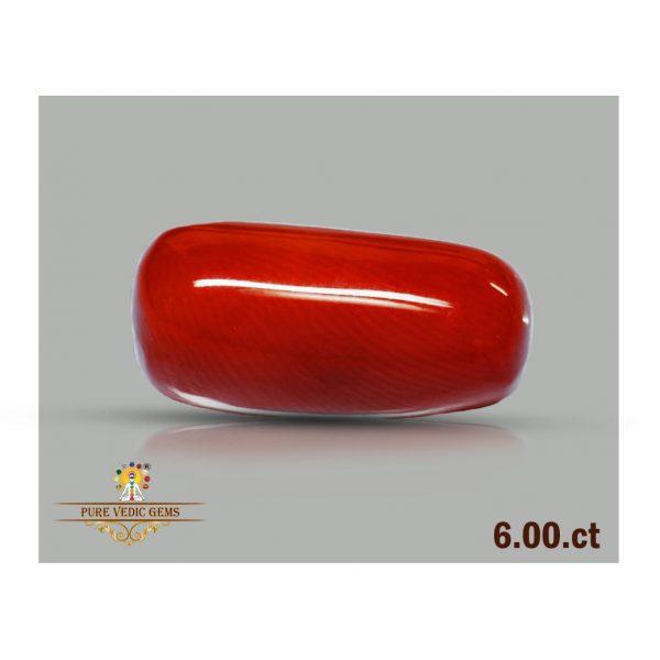 Red Coral 6.00ct-E460