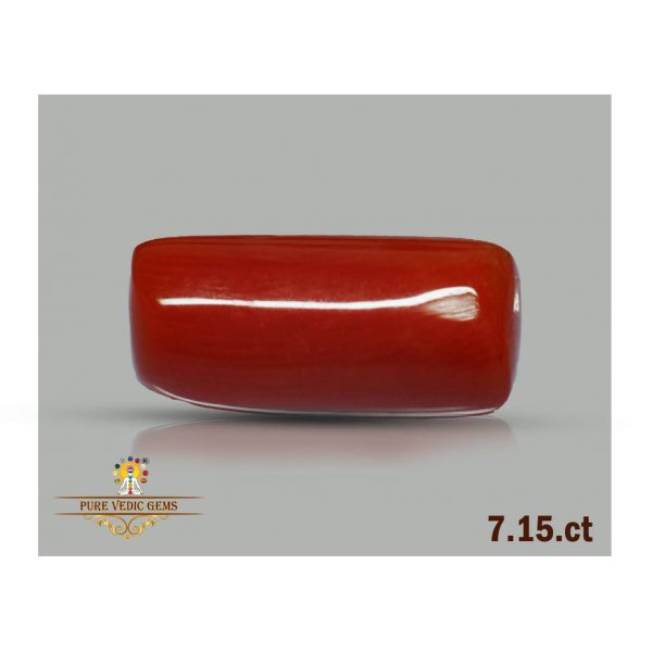 Red Coral 7.15ct-V700