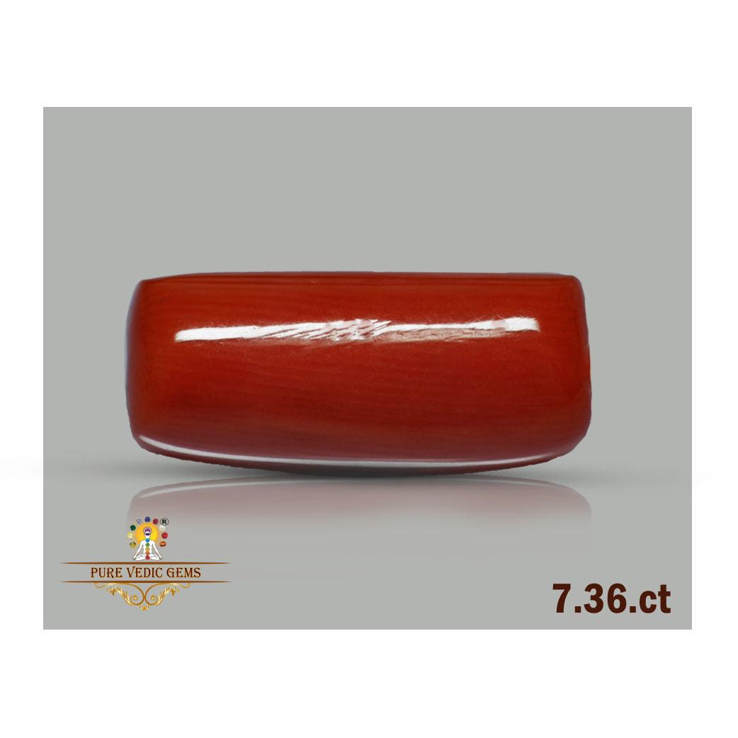 Red Coral 7.36ct-N853